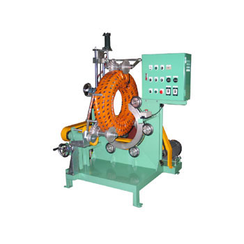 Truck Tire Wrapping Machine